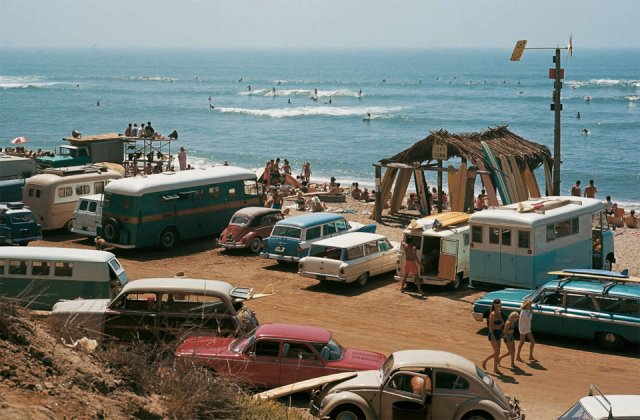 Malibu – Zuma Beach – early 1960s