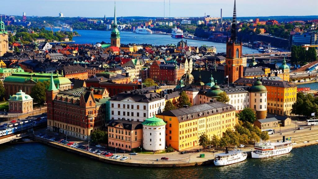 Stockholm-Sverige